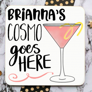 Cosmo Coaster Gifting Moon