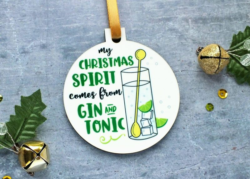 Gin & Tonic Ornament at Gifting Moon 2