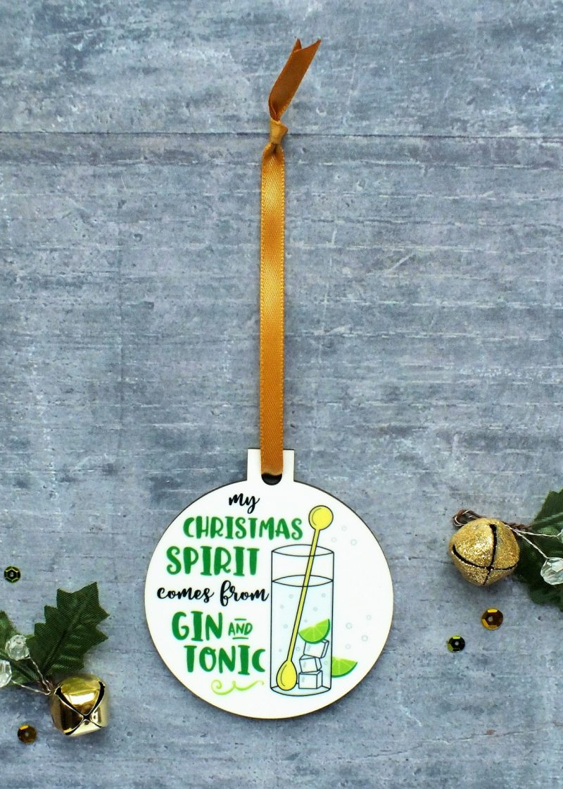 Gin & Tonic Ornament at Gifting Moon 3
