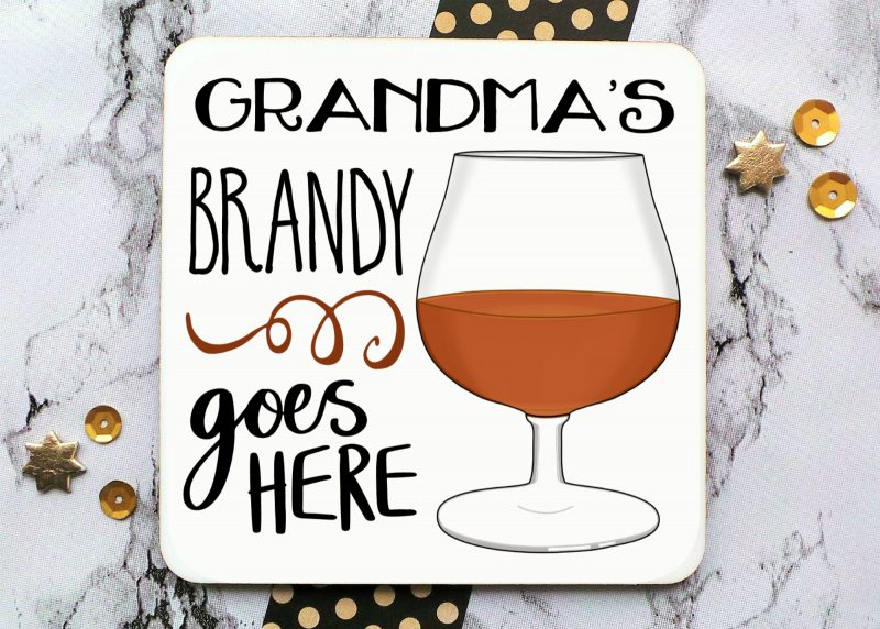 Brandy Coaster Gifting Moon
