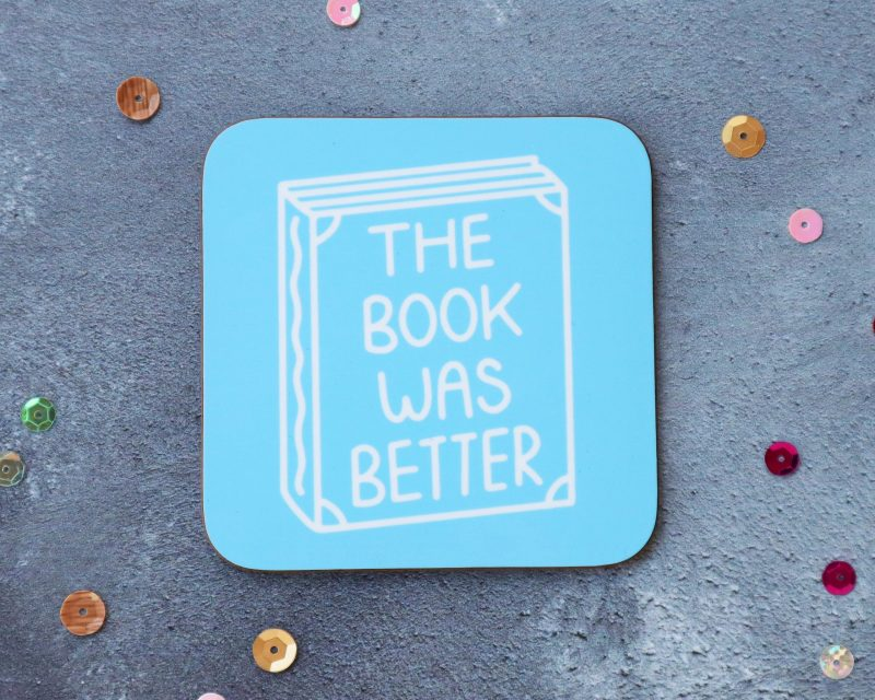The Book Was Better Blue